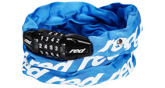 Red Cycling Products Secure Chain kettingslot blauw